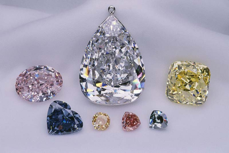 Splendour of Diamonds